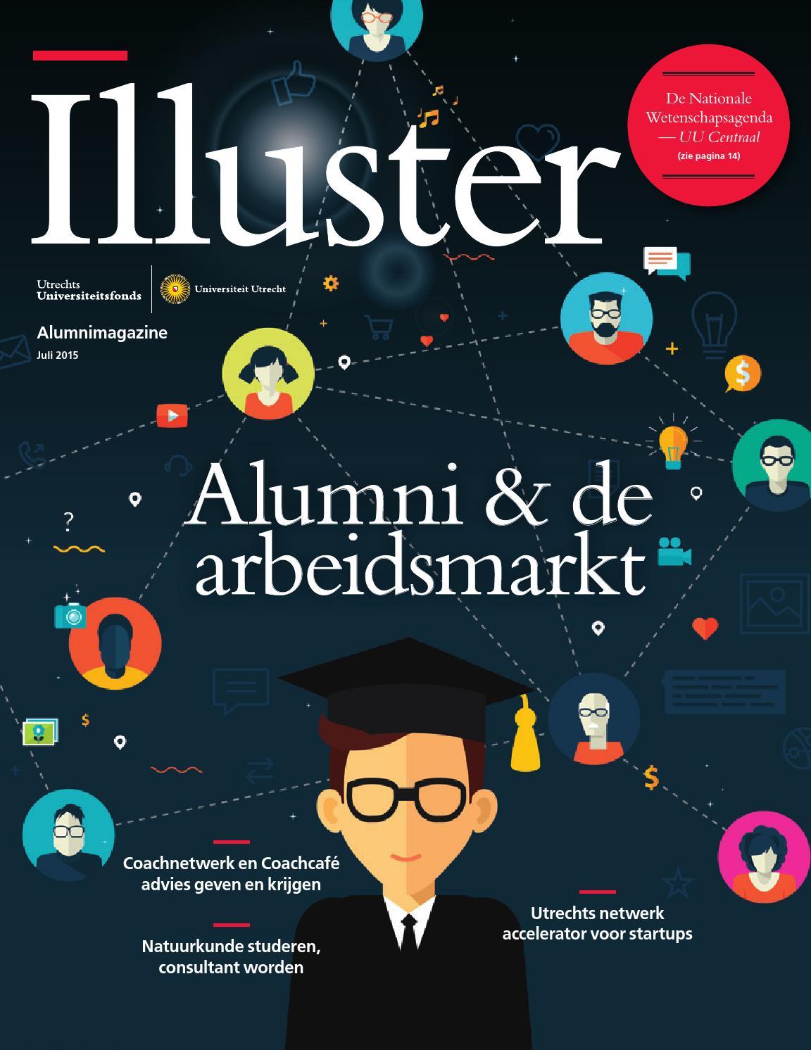 Alumnimagazine Illuster (juli 2015)