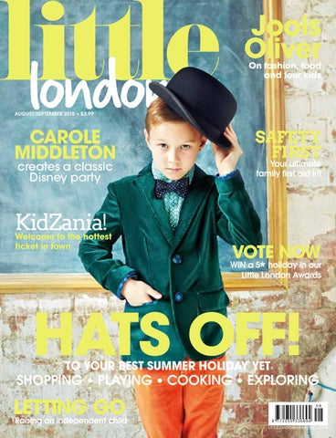 8e5a62c79f92 Little London August September 2015 by The Chelsea Magazine Company ...