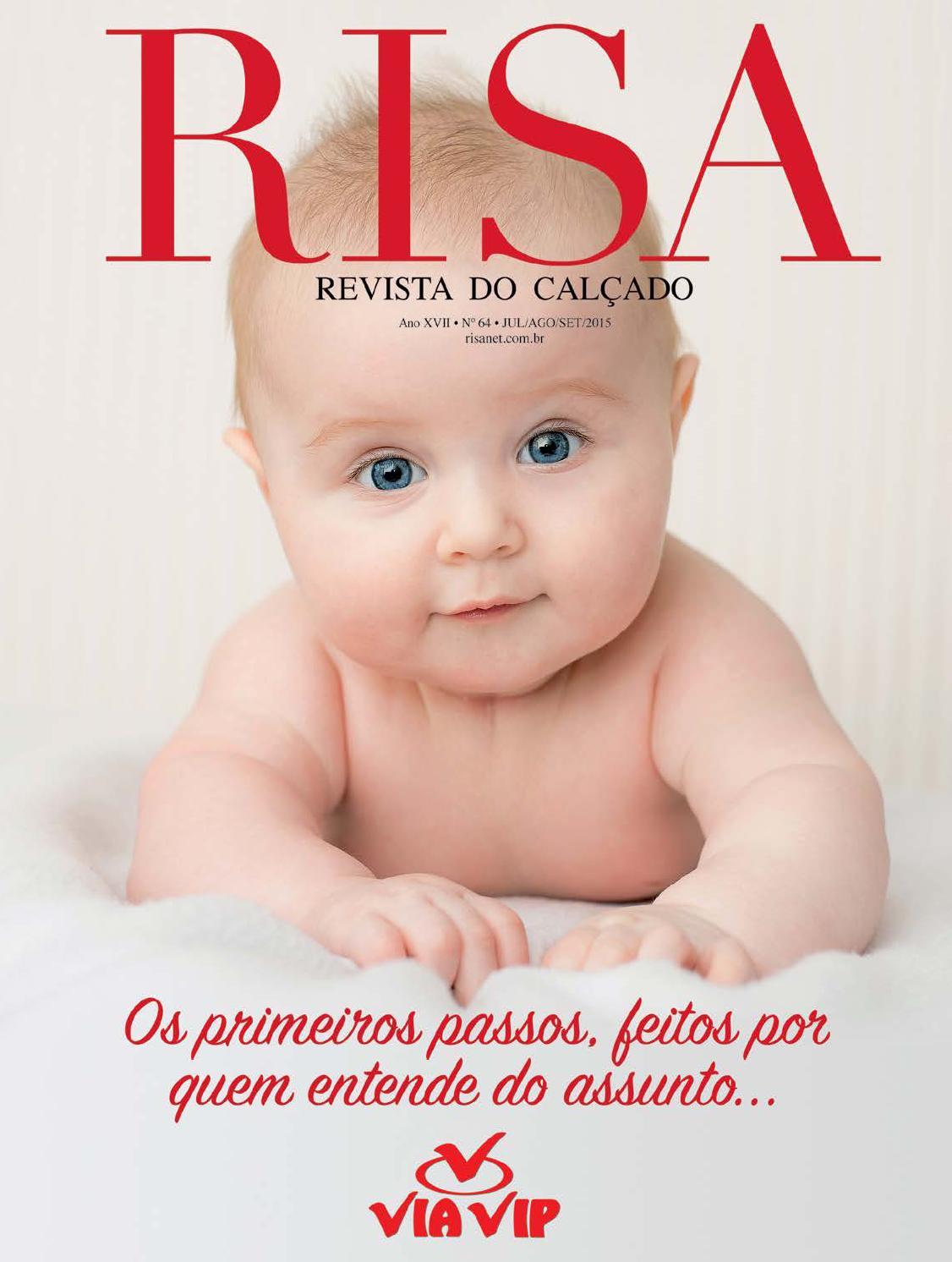 5aee1f549 Risa Calçados Ed.64 by Revista Risa - issuu