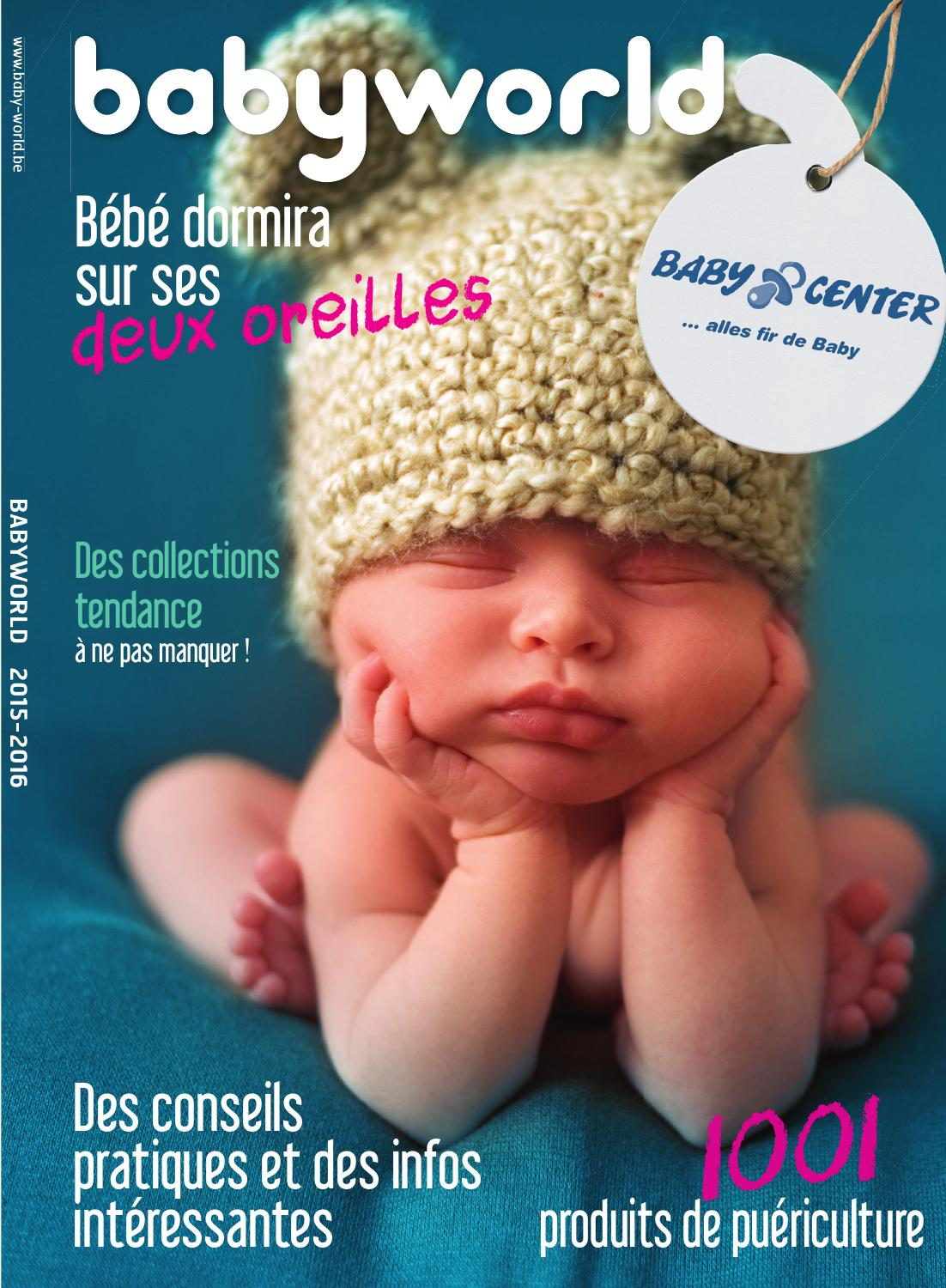 3bec813e2b29 Baby World 2015-2016 by IP Luxembourg - issuu
