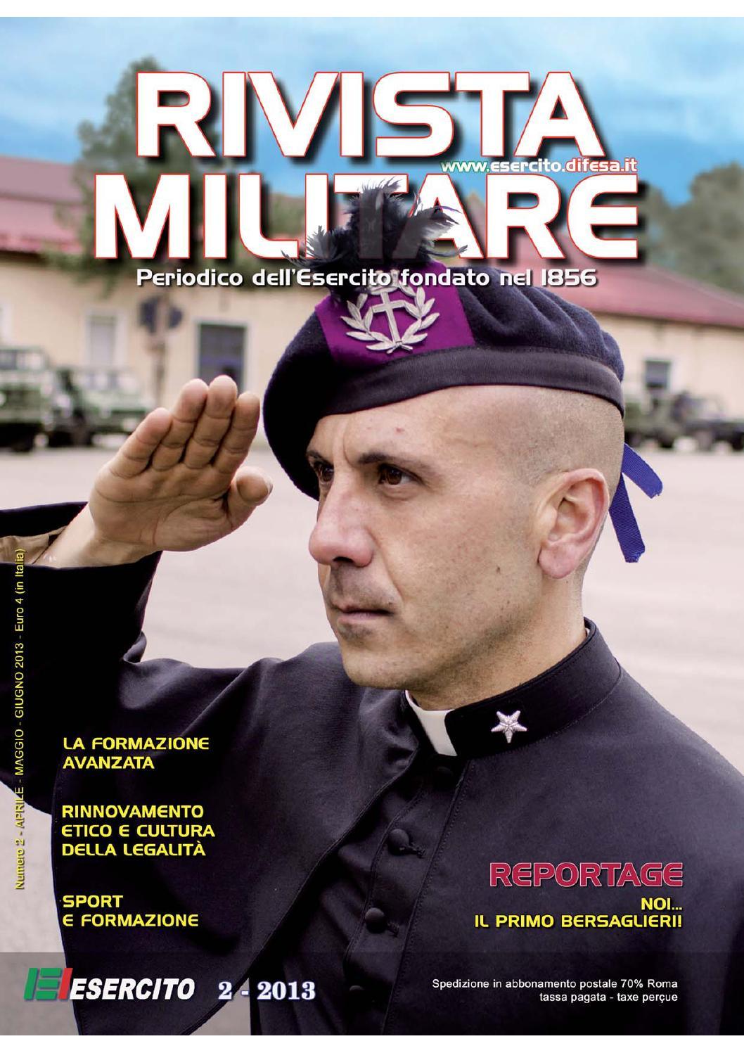 RIVISTA MILITARE 2013 N.2 by Biblioteca Militare - issuu ae9c233f7aa2