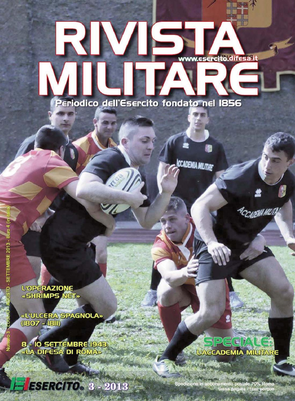 Rivista Militare 2013 N 3 By Biblioteca Militare Issuu