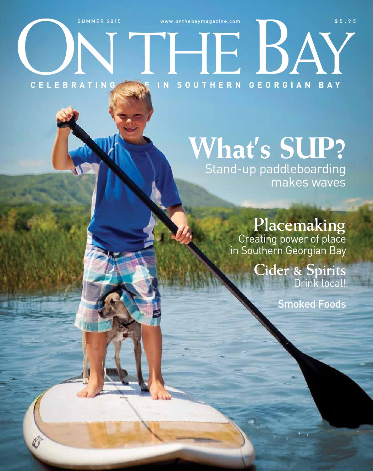 On The Bay Summer 2015 by On The Bay Magazine - issuu