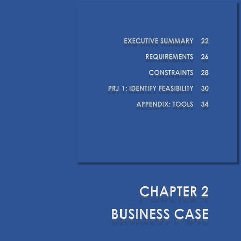Page 21 of Business Case