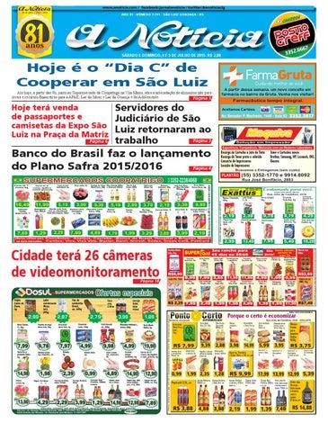 14d03c950c Edição de 4 e 5 de julho de 2015 by Jornal A Notícia - issuu