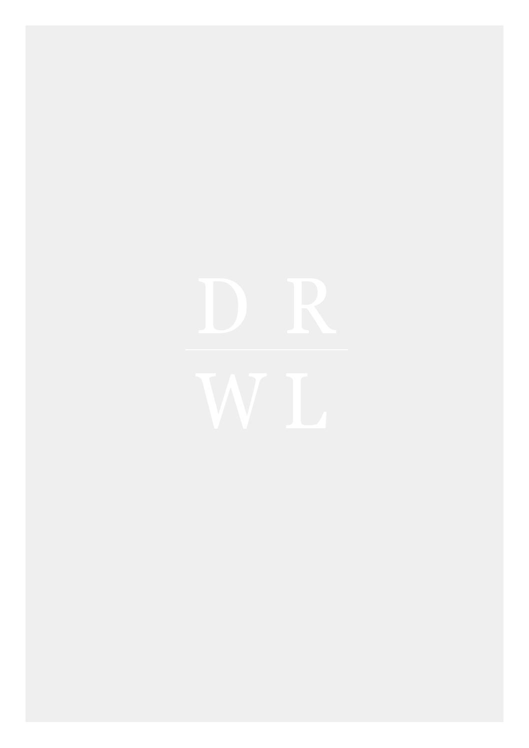 drw loader portfolio by daniel loader - issuu