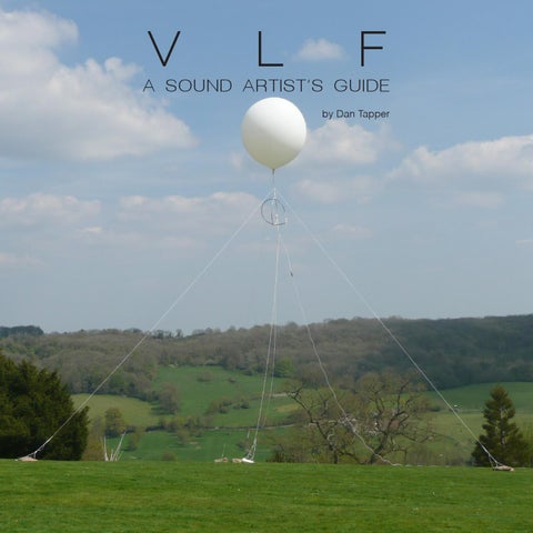 VLF: A Sound Artist's Guide, Second Edition by Dan Tapper