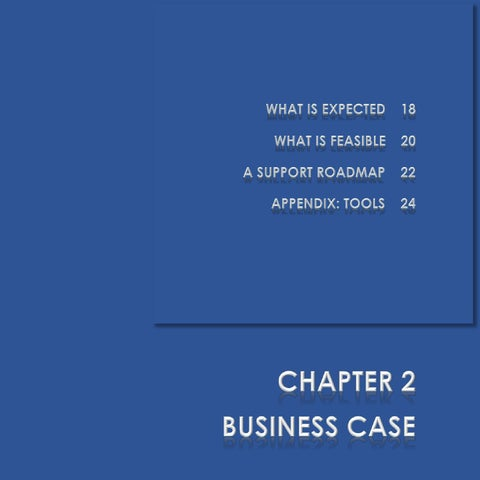 Page 17 of Business Case
