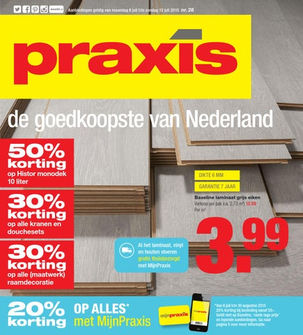 Wandplank Met Lade Karwei.Praxis Folder Week 28 2015 By Online Folders Issuu