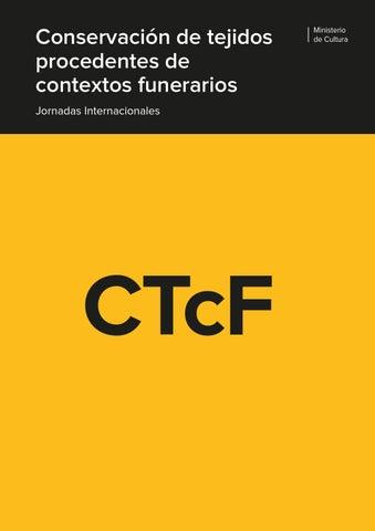 7b9edaae Conservacion de tejidos by Jorge Carlos Alvino Loli - issuu