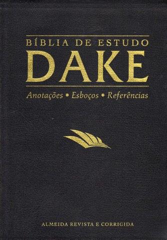Biblia dake gnesis by ebooksreformados issuu page 1 fandeluxe Gallery