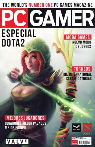 REVISTA DOTA2 - ROOBVILLALOBOS by Robert Jose Villalobos - issuu