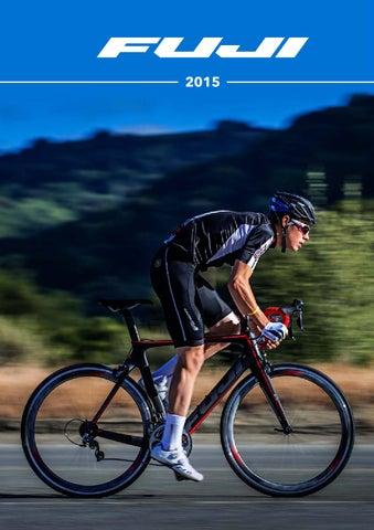 153b43c6567 Catálogo bicicletas Fuji 2015 by Iberobike.com - issuu