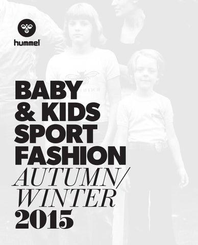 b6f7fec85cf hummel AW 15 kids sport fashion by hummelonlineshop.de - issuu