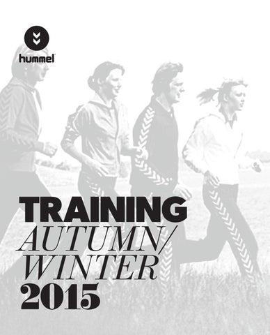 1ae00f54416 hummel AW15 training by hummelonlineshop.de - issuu
