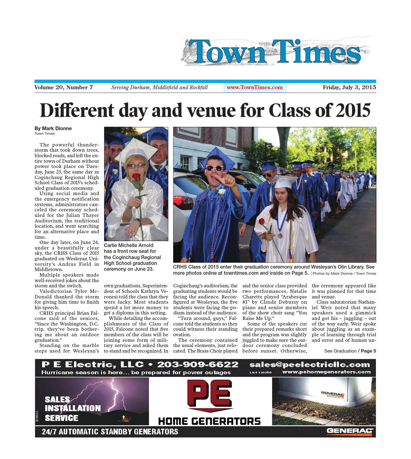 8a4b721f9 Ttimesjuly3 by Town Times Newspaper - issuu