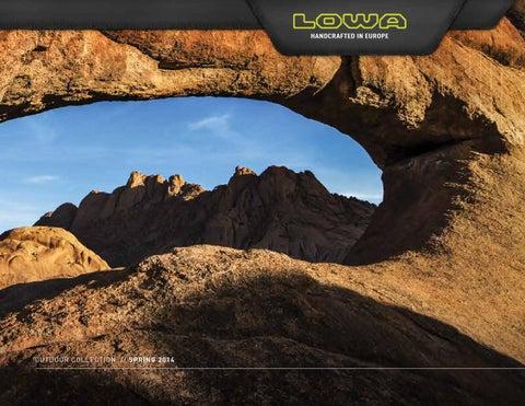 567c8ae8904 Lowa catalog 2014 by SASTG - issuu