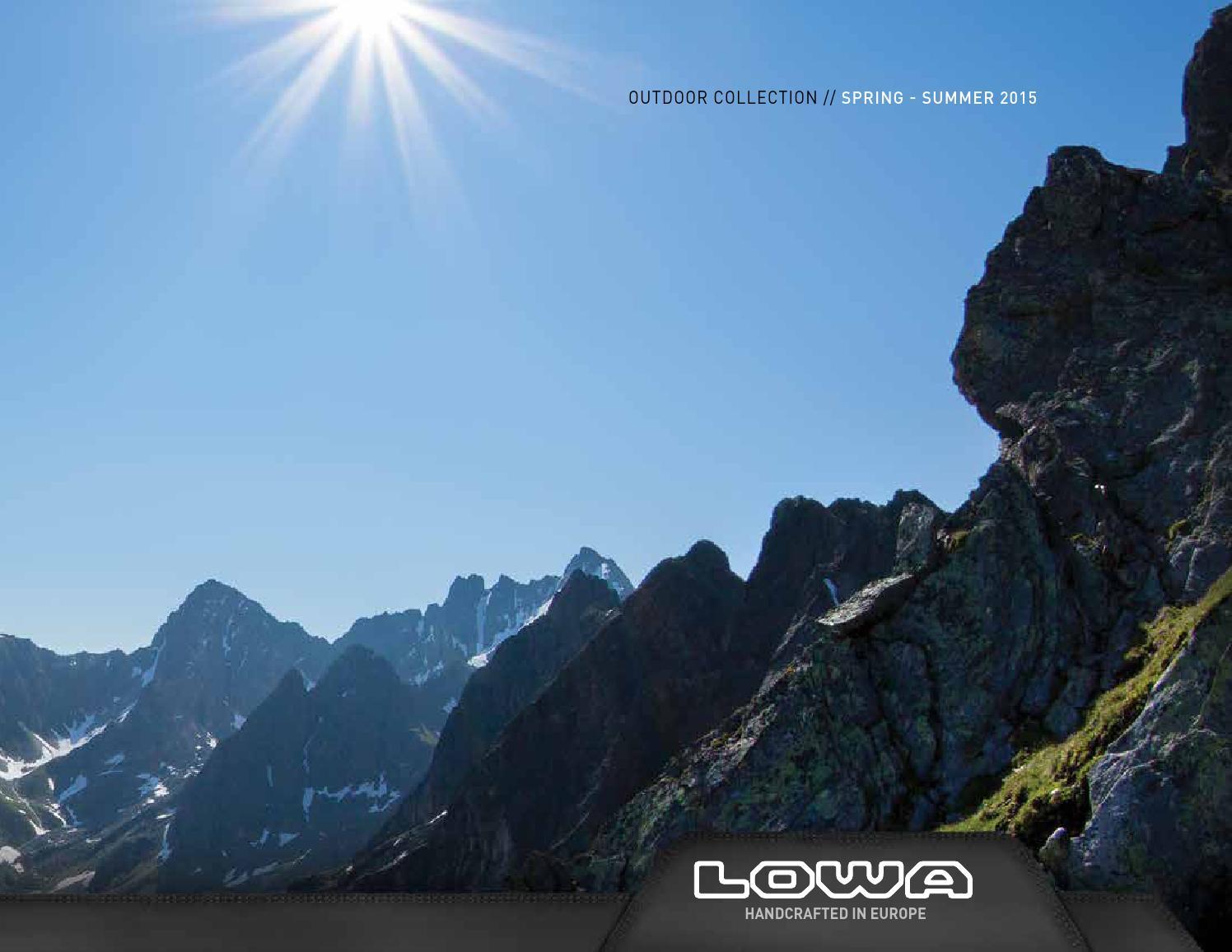 249debe54a0 Lowa catalog spring 2015 by SASTG - issuu