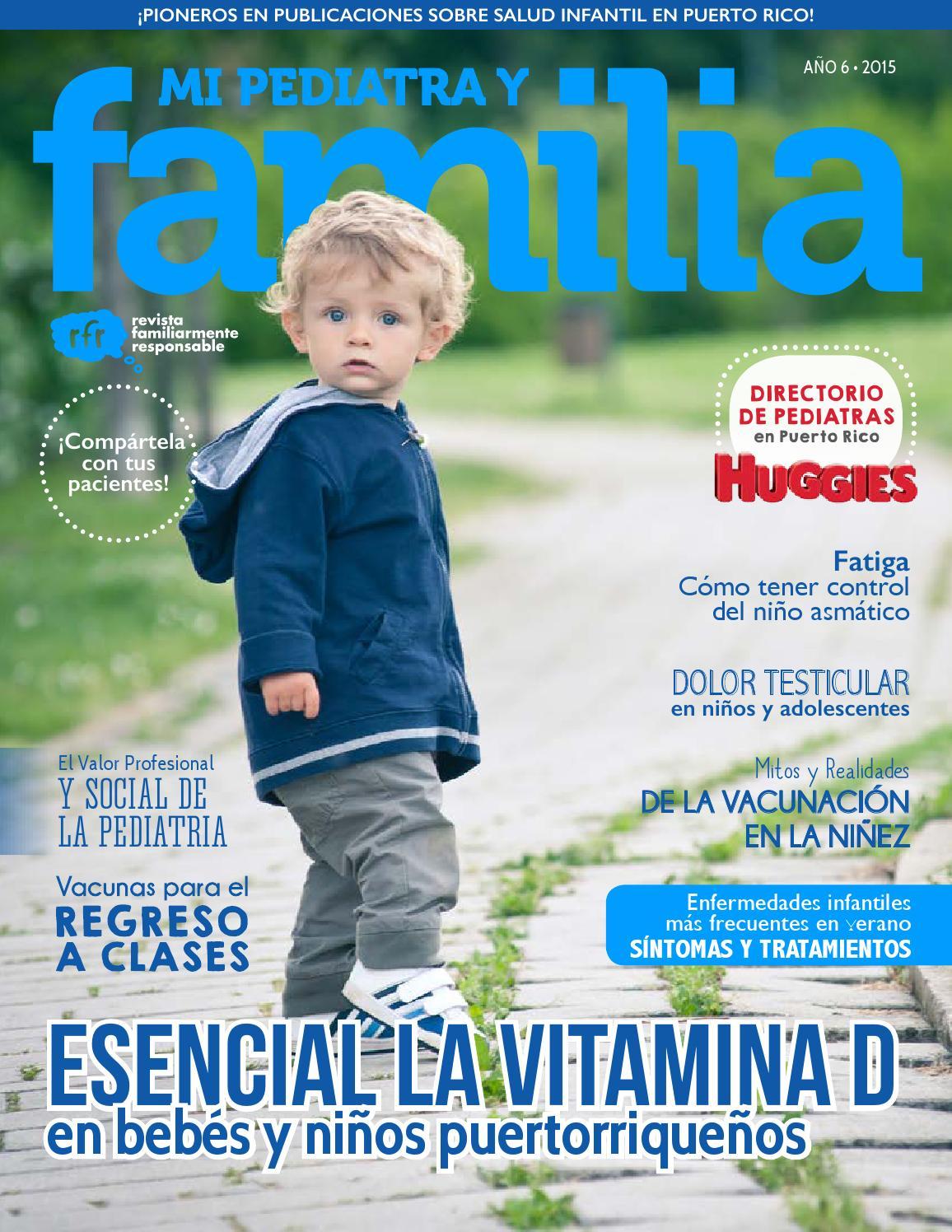 Revista Mi Pediatra Y Familia By Revista Pediatr A Y Medicina De  # Muebles Tio Ernesto