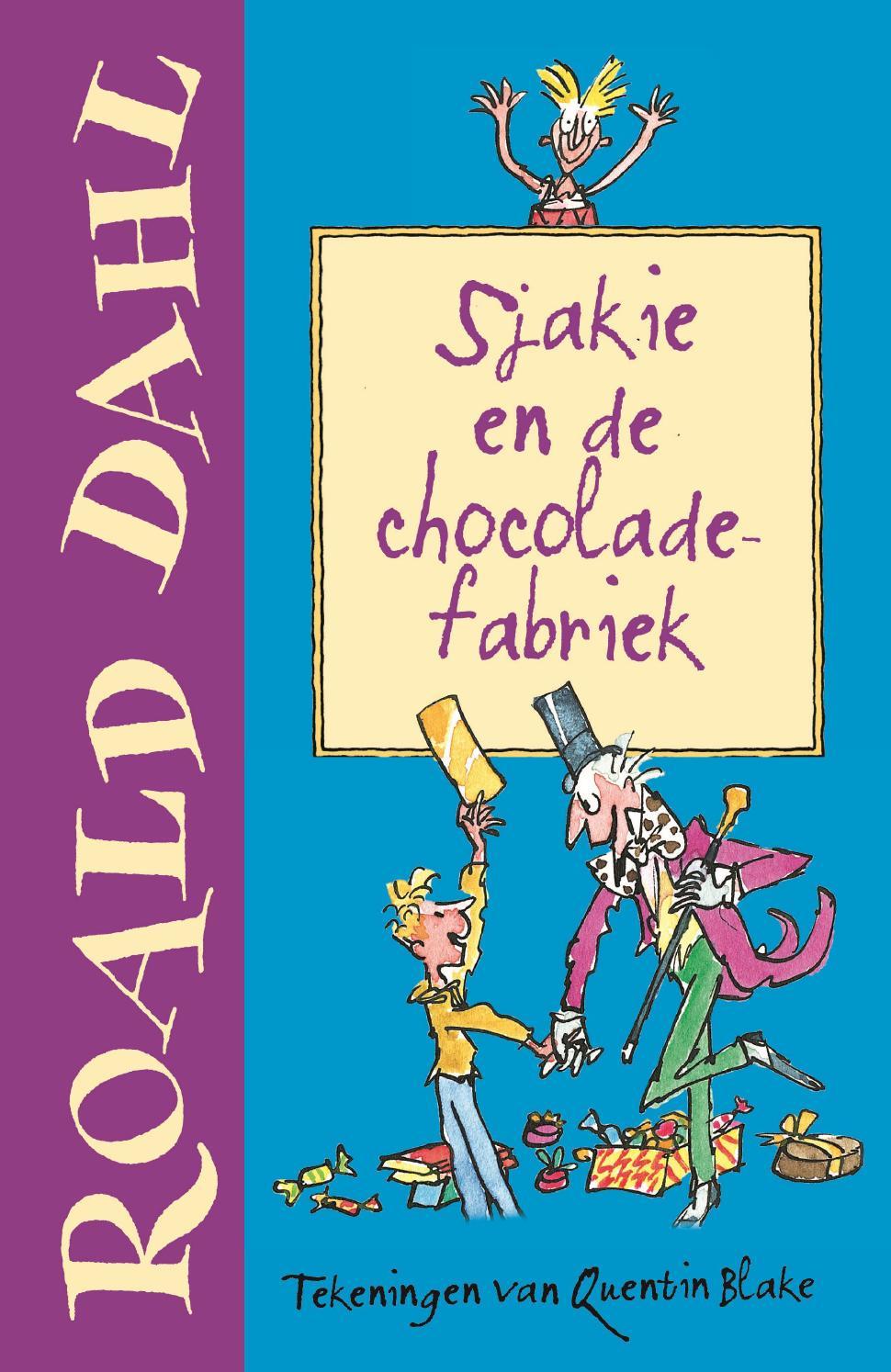 leesfragment sjakie en de chocoladefabriek roald dahl
