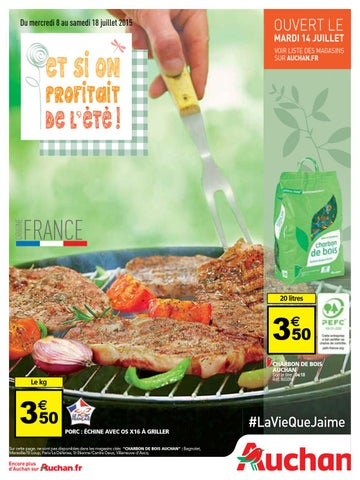 Auchan catalogue 8 18juillet2015 by PromoCatalogues.com - issuu c64a73fd7cf