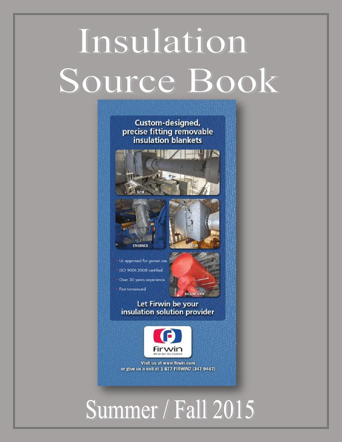 Insulation Source Book by Federal Buyers Guide, inc. - issuu