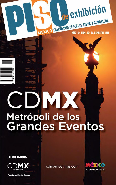 Piso de Exhibición by Concepto Editorial - issuu 2aea3ca71a8f8