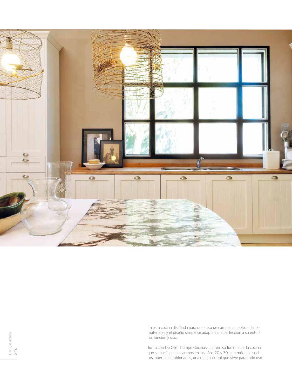 Diseño Baños Y Cocinas 2014 By Un Amplio Espacio Para El