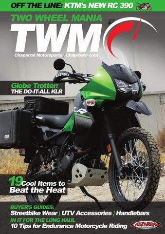 e6c00281b02 TwoWheelMania Magazine - Issue 2 by ChapMoto.com