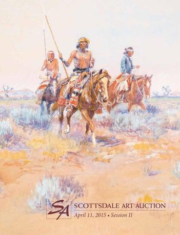 b8e21387ac7 Scottsdale Art Auction 2015- Session 2 by Scottsdale Art Auction - issuu