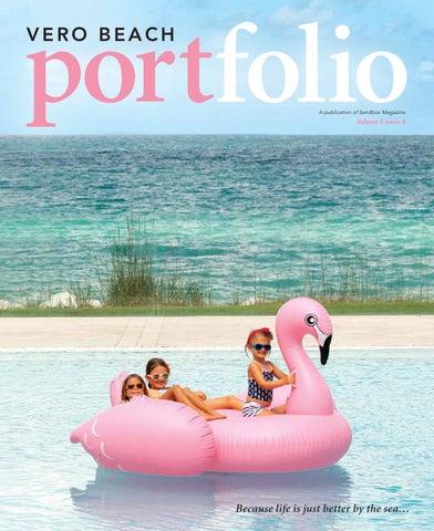 5ab778726 Portfolio julyaug2015 issue by Vero Beach Portfolio Magazine - issuu
