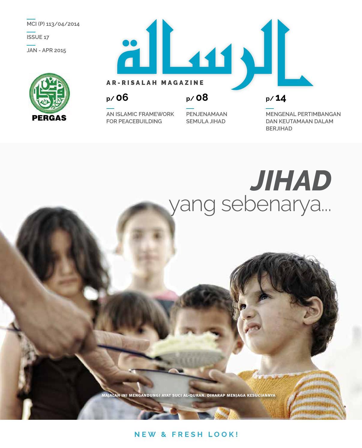 Jihad Yang Sebenarnya By Ar Risalah Issuu