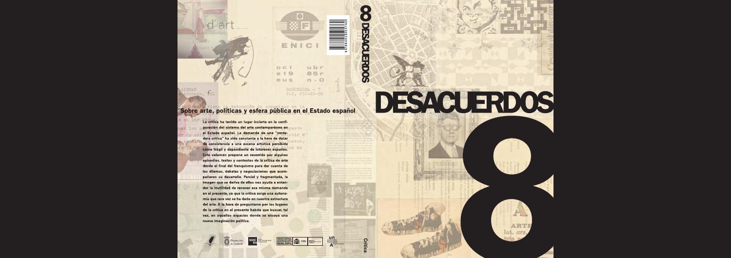 Desacuerdos 8 By Museo Reina Sofía Issuu
