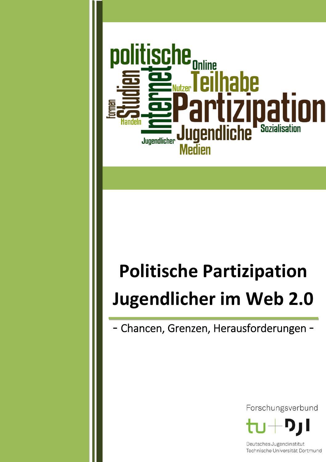 2015 01 expertisen polit partizipation web 2 0 by Goetz Nordbruch - issuu