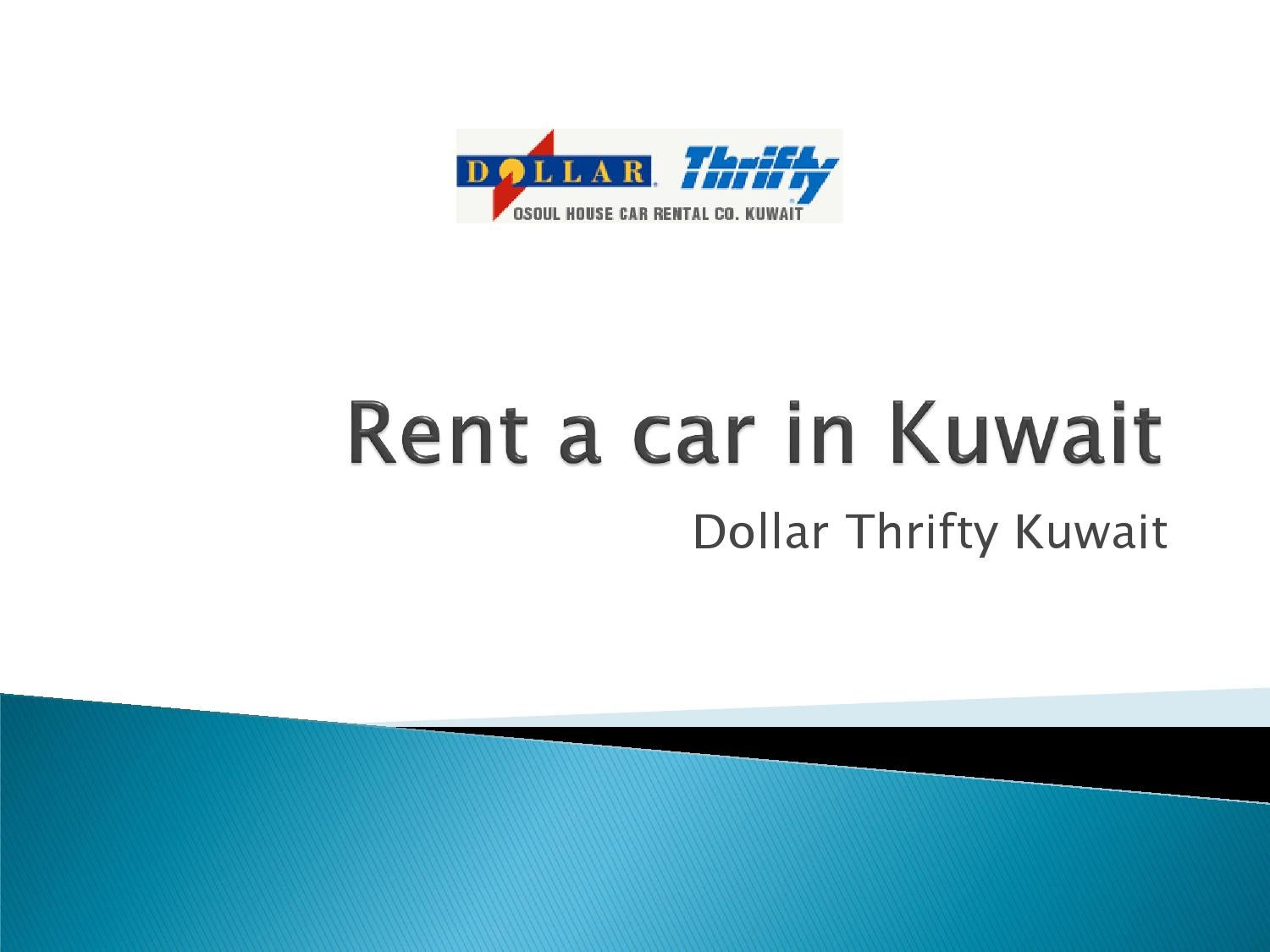 Thrifty Car Rental Email Contact Information