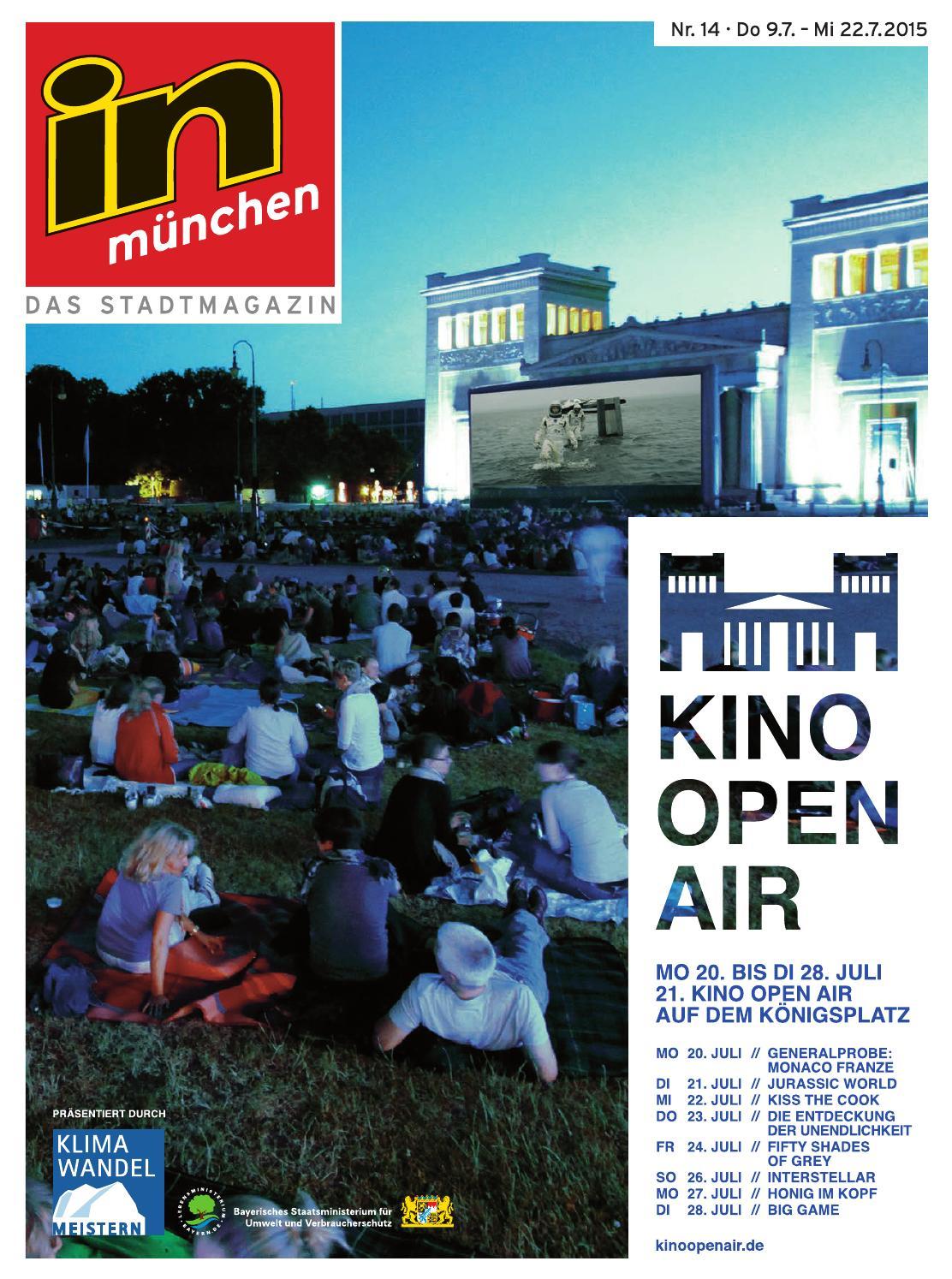 in münchen Ausgabe 14/2015 by InMagazin Verlags GmbH - issuu