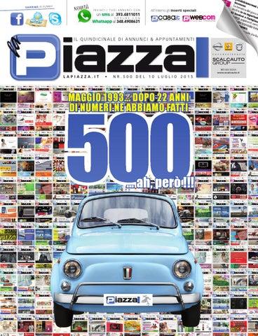 new arrival 7f190 1b875 Online500 by la Piazza di Cavazzin Daniele - issuu