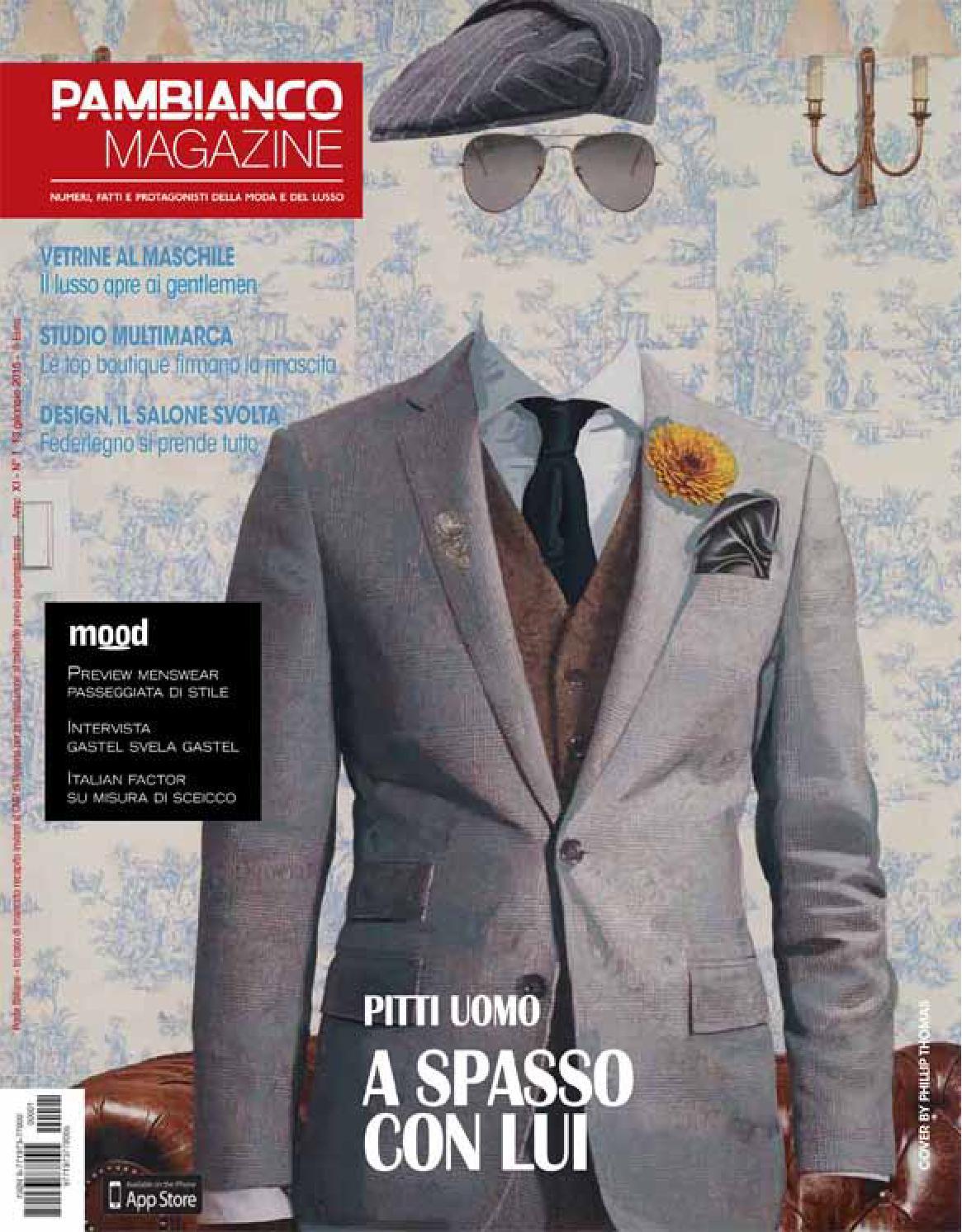 0bfcbe34d8 Pambianco Magazine N.1 XI by Pambianconews - issuu