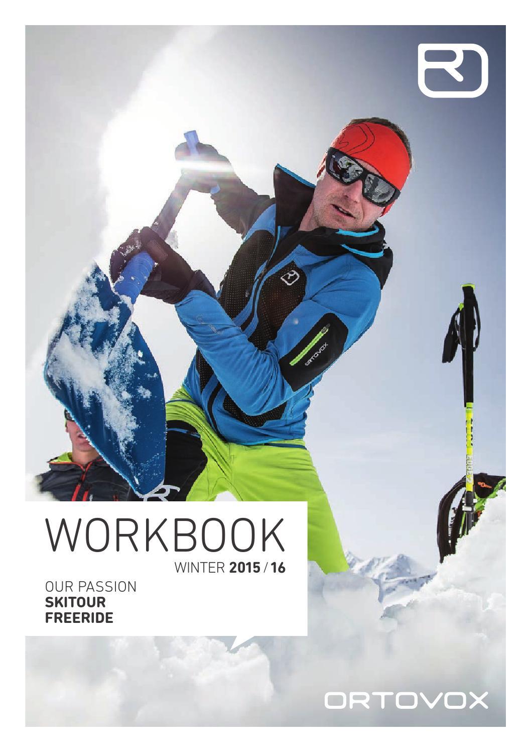 738aecf506a0 Workbook Winter 2015-16 EN by ORTOVOX - issuu