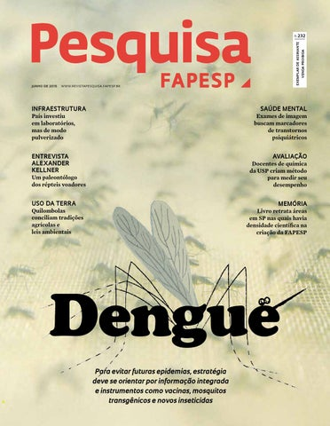 Dengue by Pesquisa Fapesp - issuu 72acb7f302