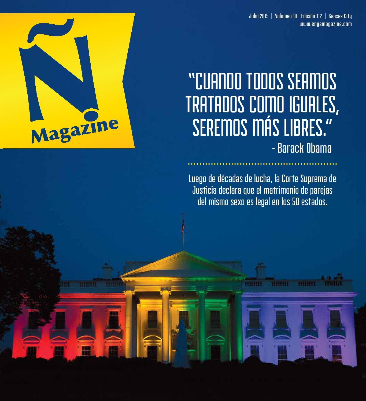 Julio 2015 by Ñ Magazine - issuu