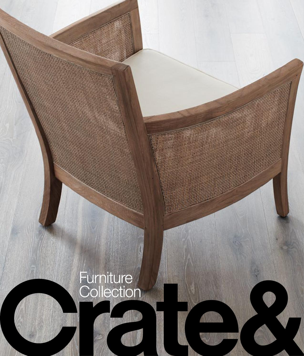 Crate And Barrel Furniture Catalog By Crate And Barrel