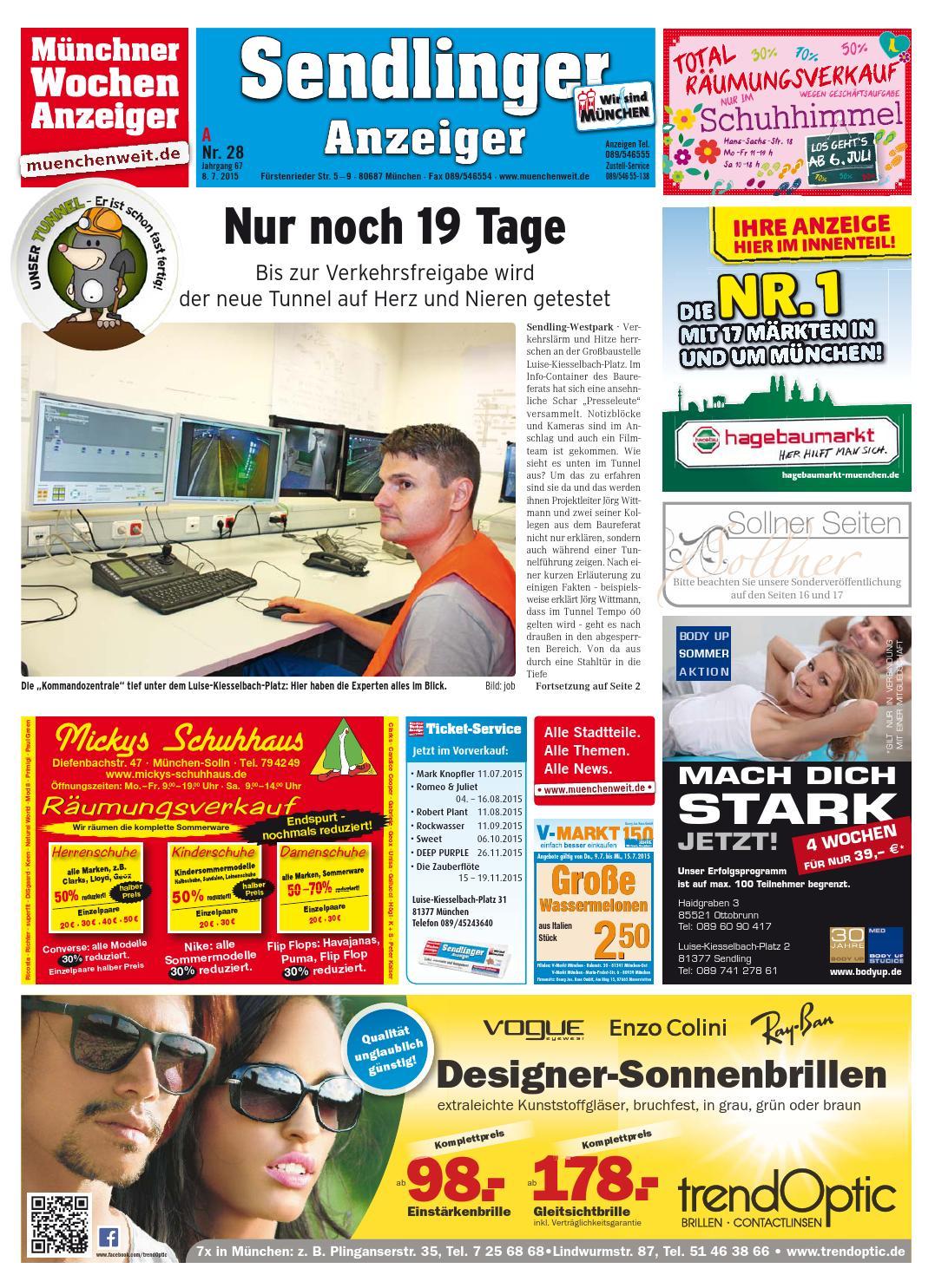 KW 28 2015 by Wochenanzeiger Medien GmbH issuu