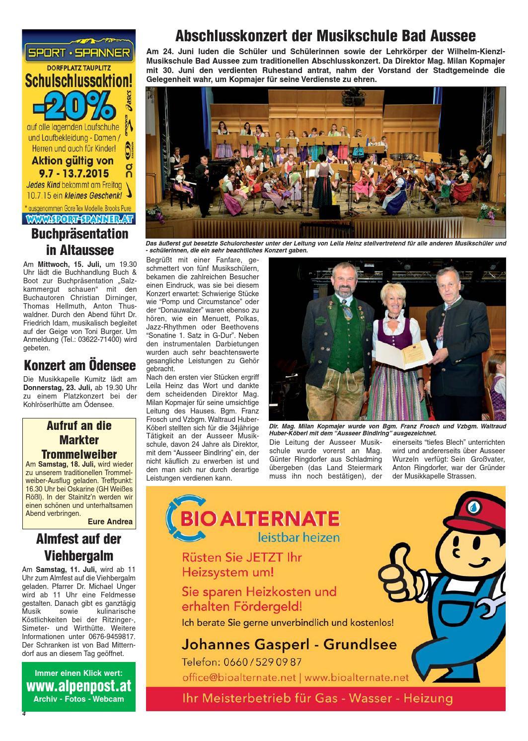 Alpenpost 14 2015 By Alpenpost Redaktion Issuu