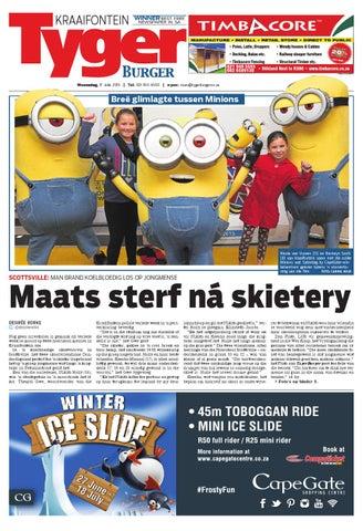 Tyger Burger Kraaifontein 20150708 by Tygerburger Newspaper