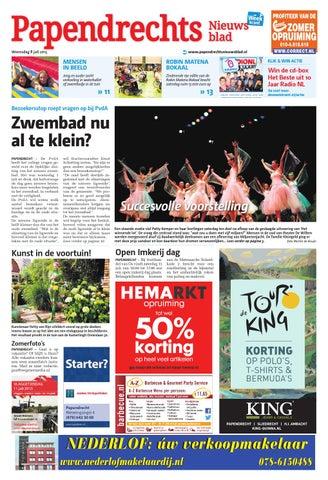 2325d9414a3 Papendrechts Nieuwsblad week28 by Wegener - issuu