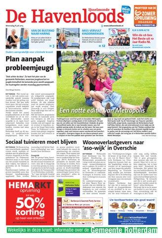 17c0c1348e4 De Havenloods Zuid week28 by Wegener - issuu