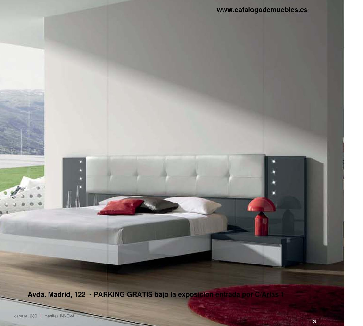 Dormitorio moderno en chapa de madera natural y o lacas by - Novedades delicias ...
