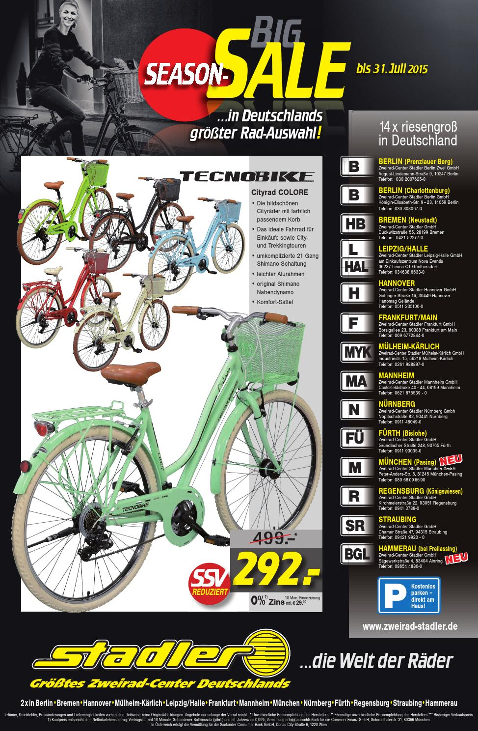 Zweirad Stadler Juli 2015 By Markische Onlinezeitung Issuu