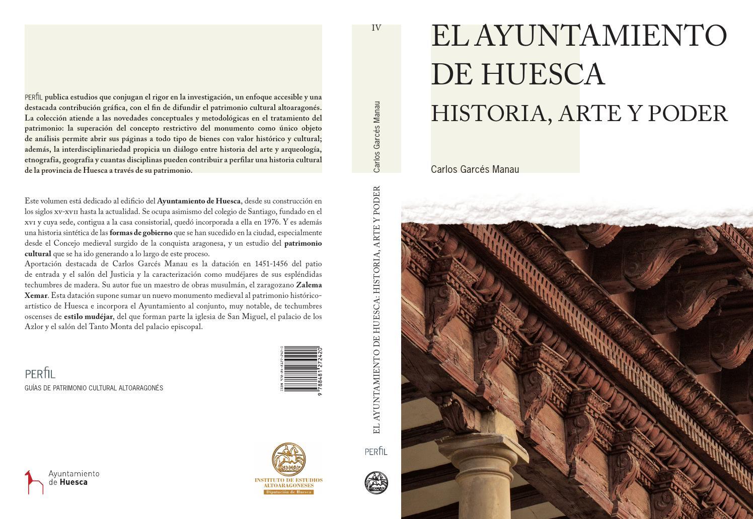El ayuntamiento de Huesca  historia c5165cb4bf583
